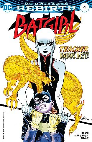 Batgirl (2016-) #4