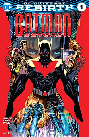 Batman Beyond (2016-) No.1