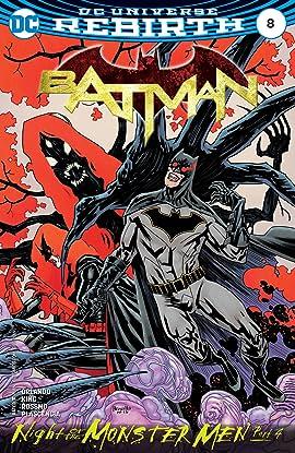 Batman (2016-) #8