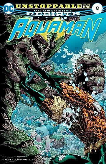 Aquaman (2016-) #8