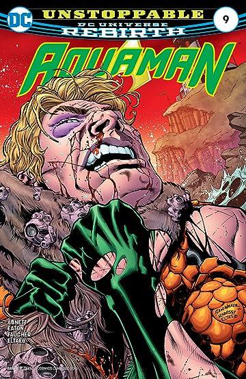Aquaman (2016-) #9