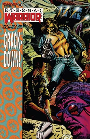 Eternal Warrior (1992-1996) #28