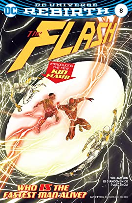 The Flash (2016-) #8