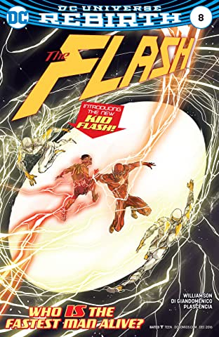 The Flash (2016-) No.8
