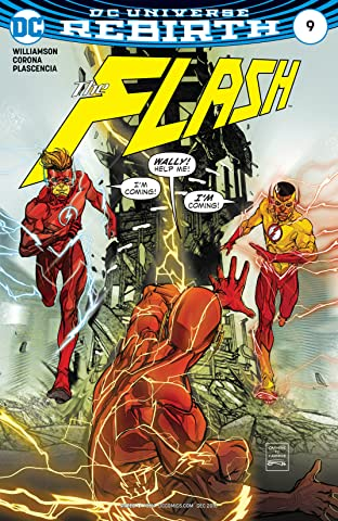 The Flash (2016-) No.9