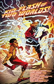 The Flash (2016-) #9