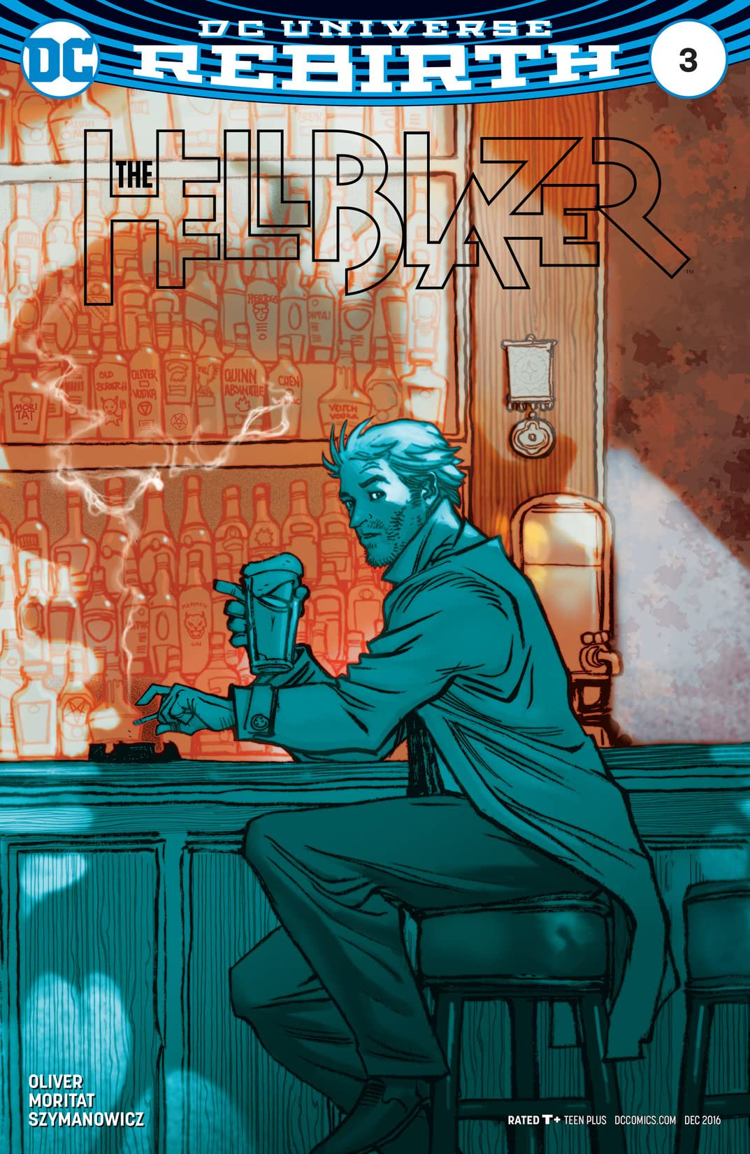 The Hellblazer (2016-) #3