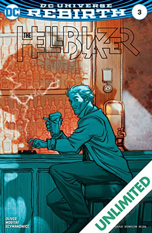 The Hellblazer (2016-2018) #3