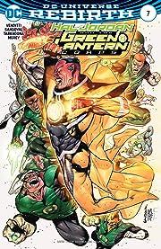 Hal Jordan and the Green Lantern Corps (2016-2018) #7