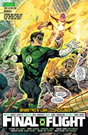 Hal Jordan and The Green Lantern Corps (2016-) #7