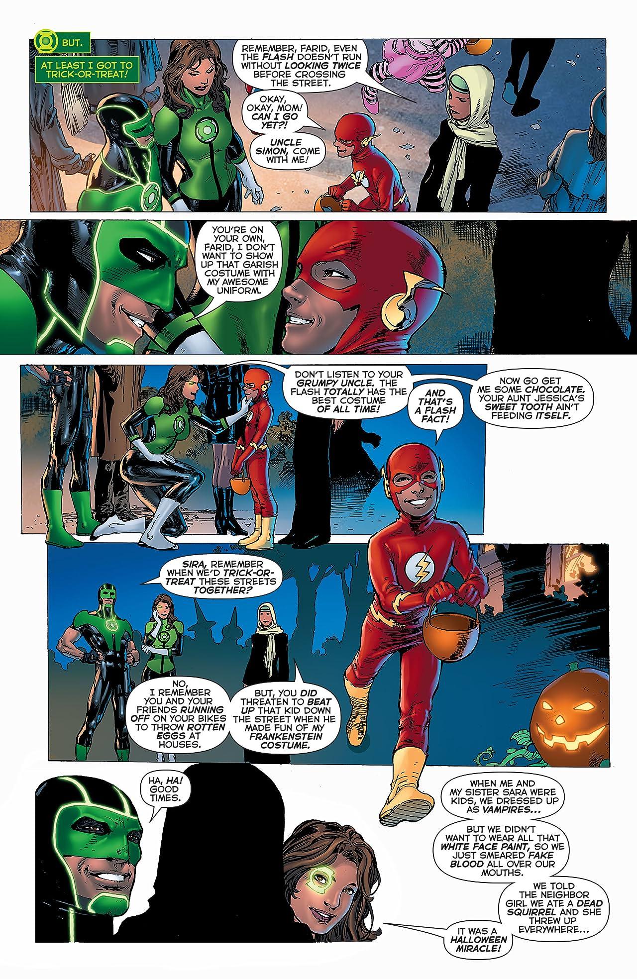 Green Lanterns (2016-) #8