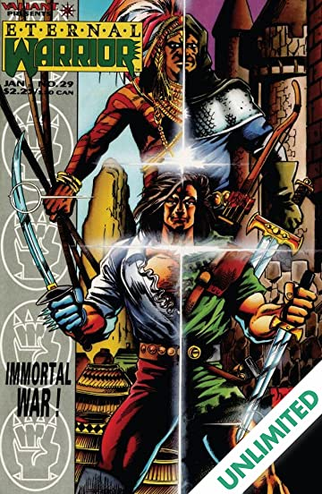 Eternal Warrior (1992-1996) #29