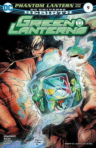 Green Lanterns (2016-) No.9