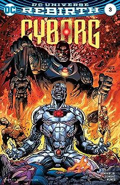 Cyborg (2016-2018) #3