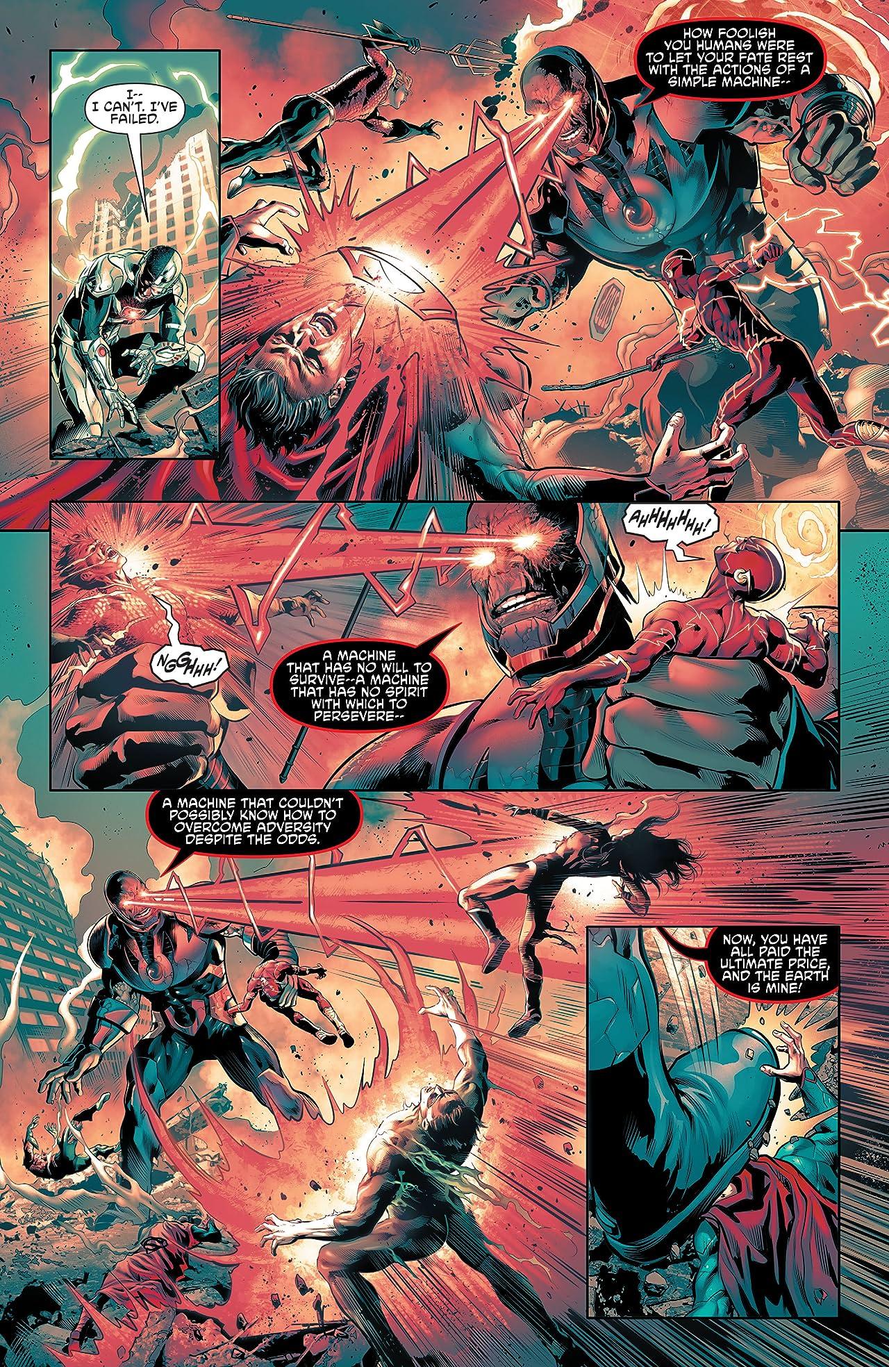 Cyborg (2016-) #3