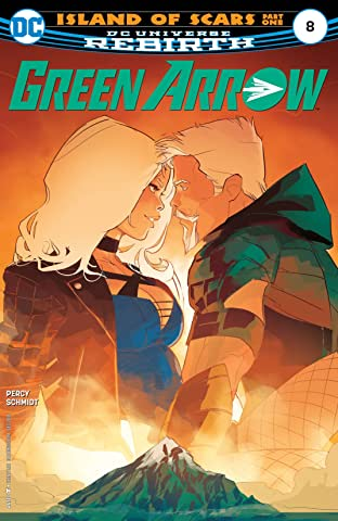 Green Arrow (2016-2019) #8