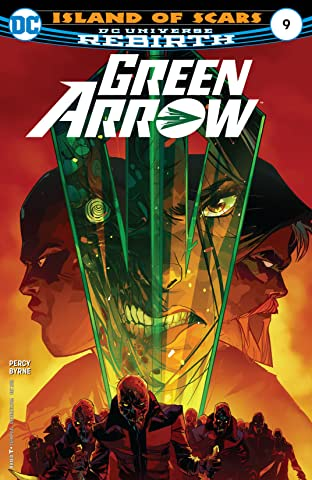 Green Arrow (2016-2019) #9