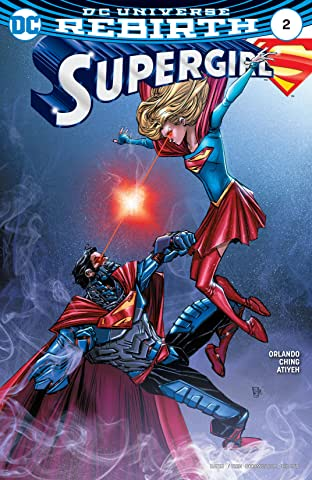 Supergirl (2016-) No.2
