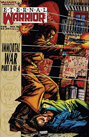 Eternal Warrior (1992-1996) #30