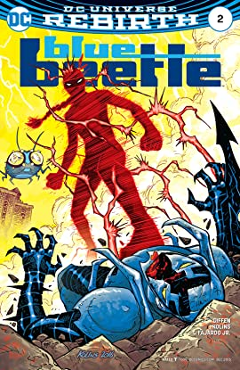 Blue Beetle (2016-2018) #2