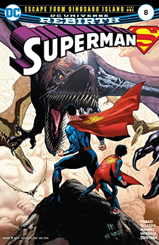 Superman (2016-2018) No.8