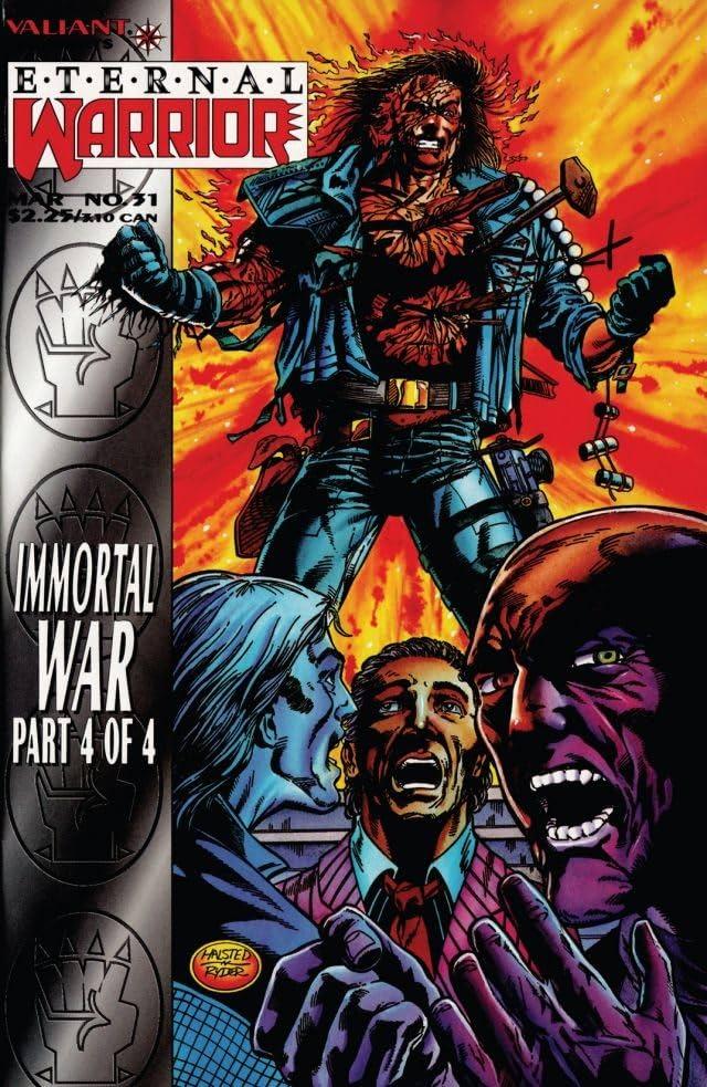 Eternal Warrior (1992-1996) #31