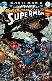 Superman (2016-2018) #9