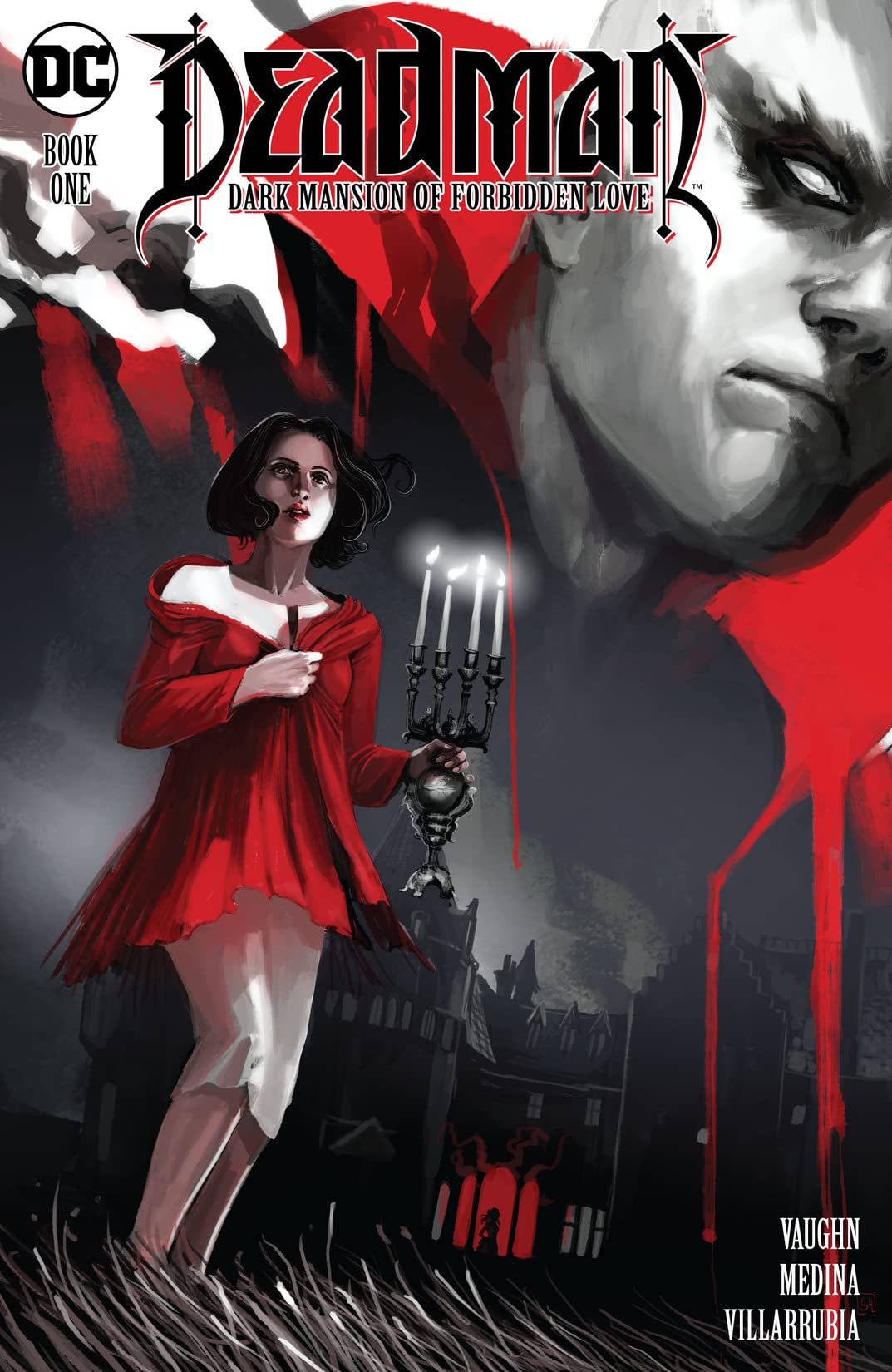 Deadman: Dark Mansion of Forbidden Love (2016-2017) #1