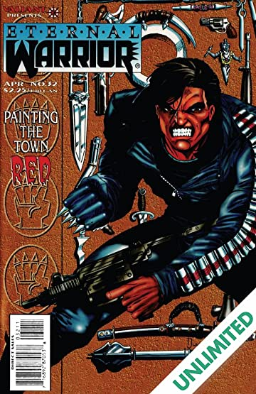 Eternal Warrior (1992-1996) #32