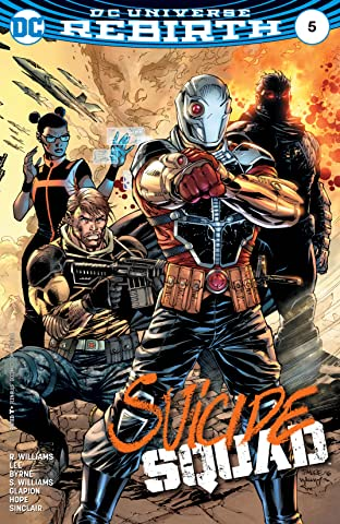 Suicide Squad (2016-) #5