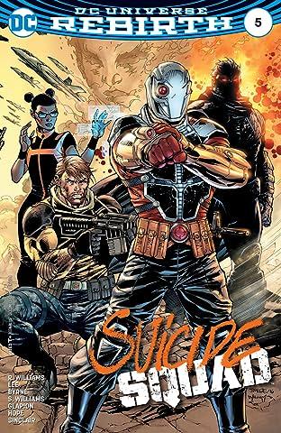 Suicide Squad (2016-2019) No.5