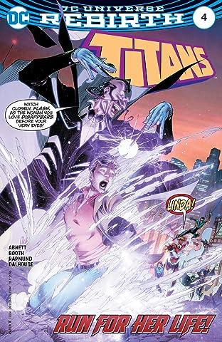 Titans (2016-) #4