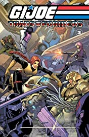 G.I. Joe / Transformers Crossover Tome 3