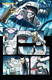 G.I. Joe / Transformers Crossover Vol. 3