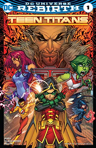 Teen Titans (2016-) No.1