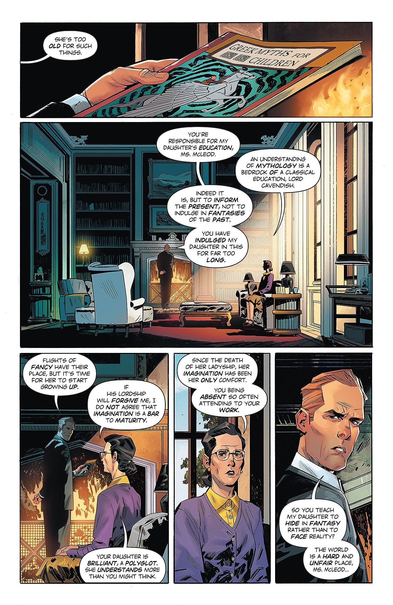 Wonder Woman (2016-) #8