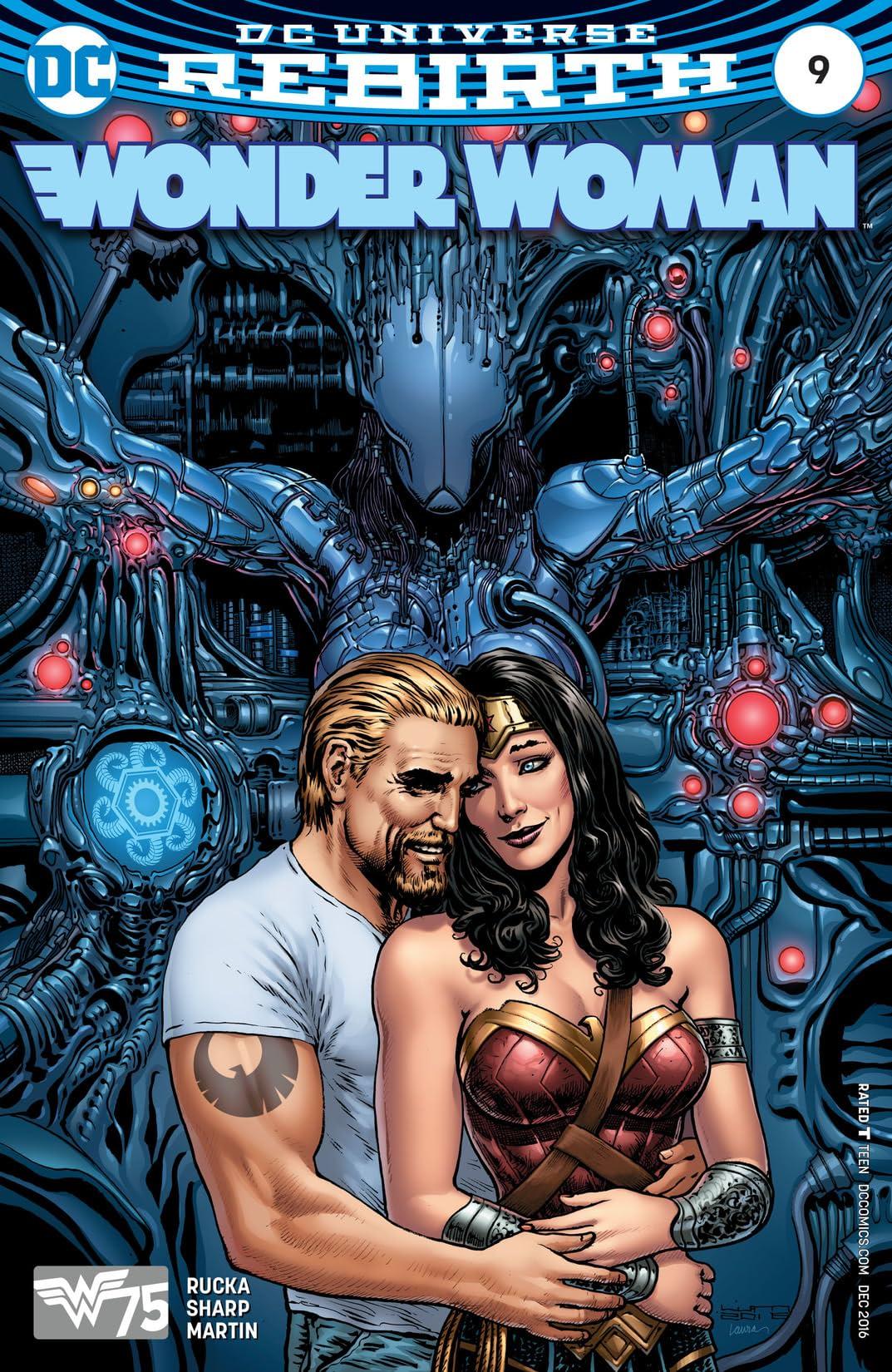 Wonder Woman (2016-) #9
