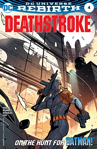 Deathstroke (2016-) No.4
