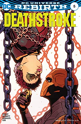 Deathstroke (2016-) No.5