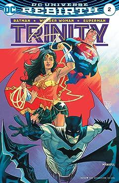 Trinity (2016-2018) #2