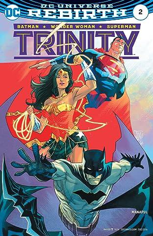 Trinity (2016-) #2
