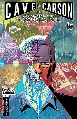 Cave Carson Has a Cybernetic Eye (2016-2017) #1