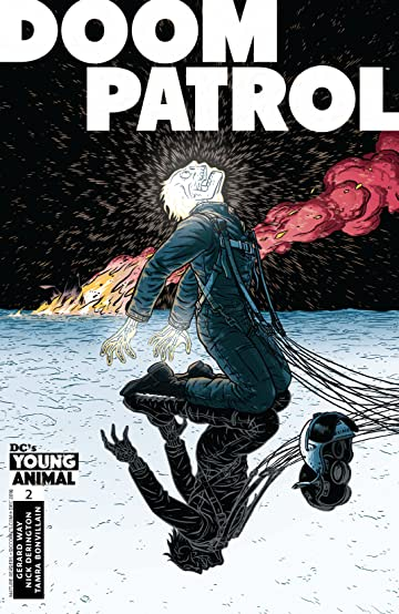 Doom Patrol (2016-2018) No.2