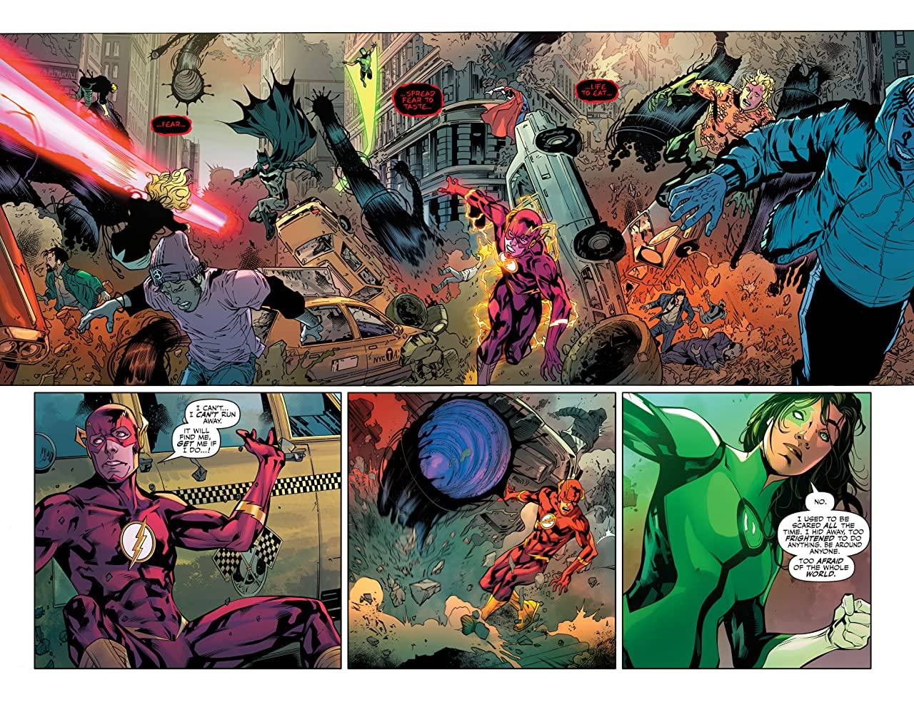 Justice League (2016-2018) #6