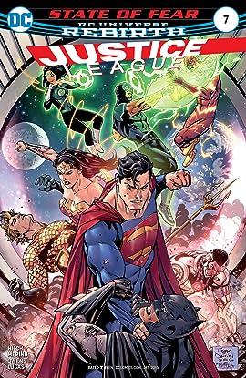 Justice League (2016-2018) #7