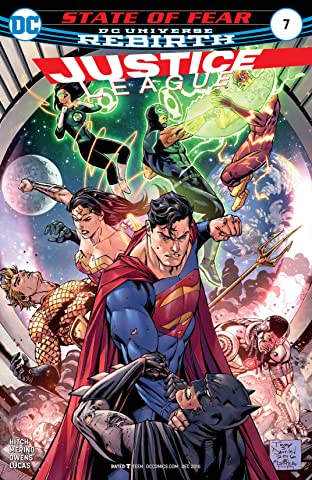 Justice League (2016-2018) No.7