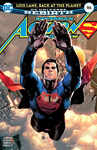Action Comics (2016-) No.966