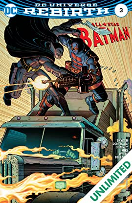 All-Star Batman (2016-2017) #3