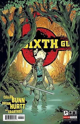 The Sixth Gun #32