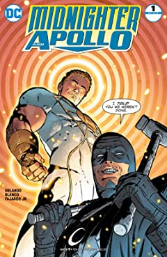 Midnighter and Apollo (2016-2017) #1